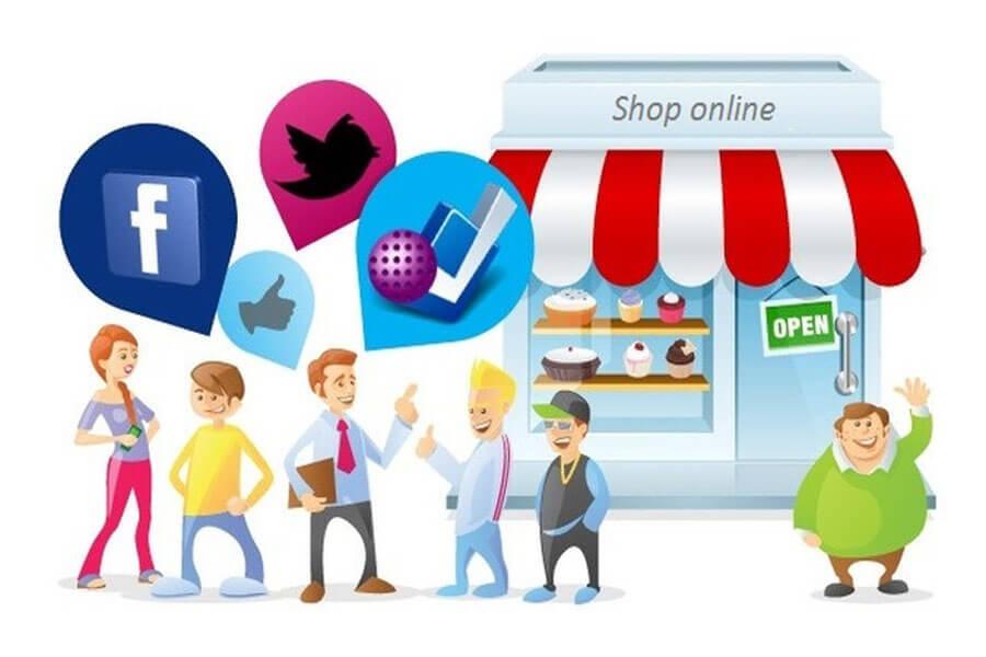 Kinh doanh online là xu hướng chung hiện nay