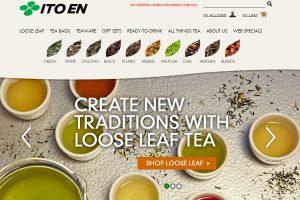 Thiết kế trang web bán trà lá sen