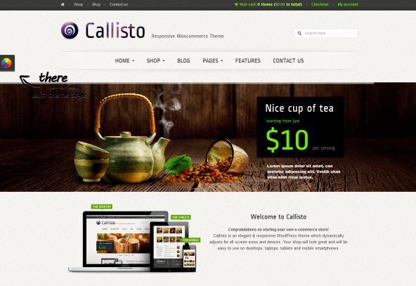 Top 10 website bán trà xanh đẹp nhất