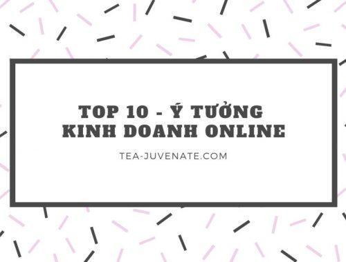 Top 10 ý tưởng kinh doanh online hiệu quả 2019