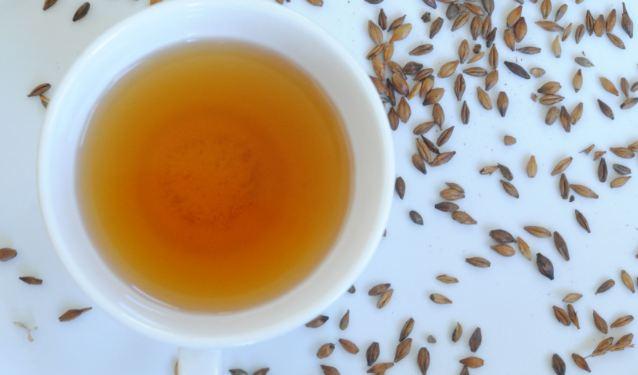 Hương vị trà lúa mạch