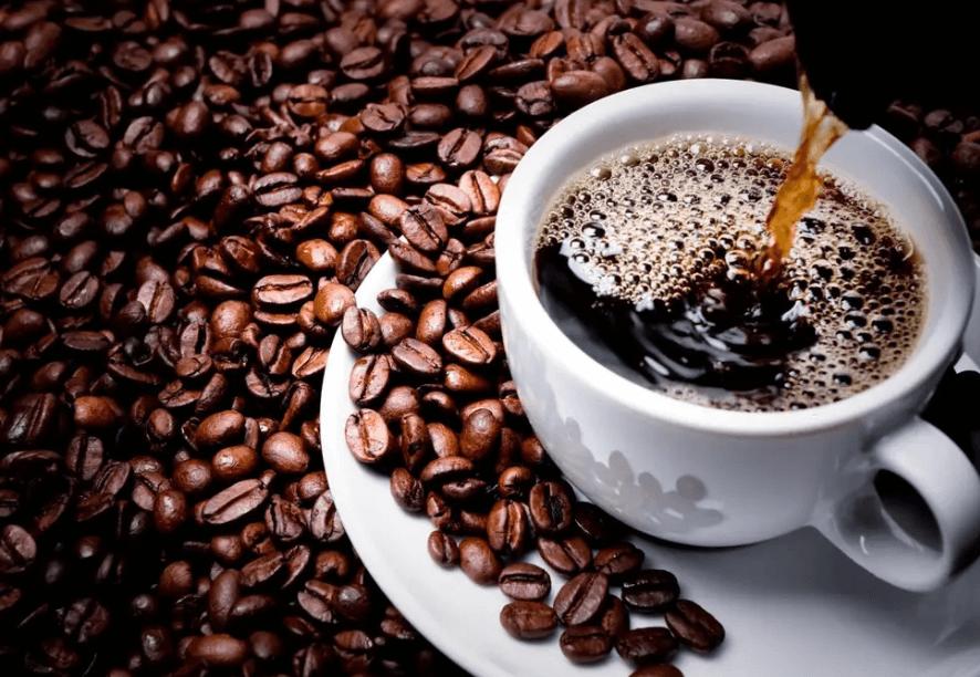 Cà phê.