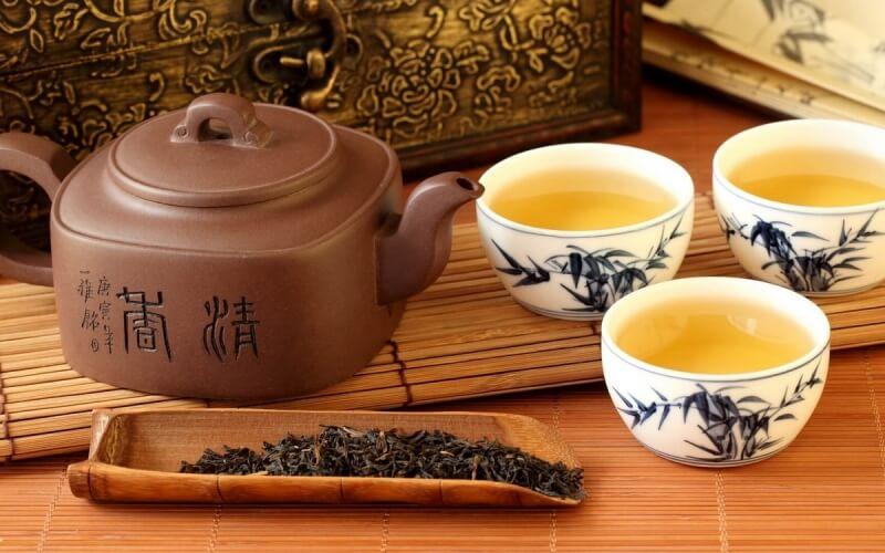 trà trung quốc