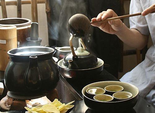 Mô hình kinh doanh trà bánh kiểu Nhật Bản