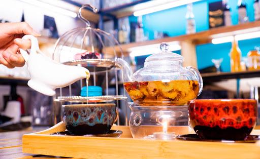 mô hình kinh doanh trà bánh