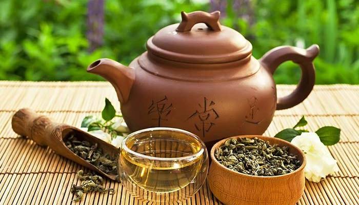 mùi vị trà ô long nhân sâm