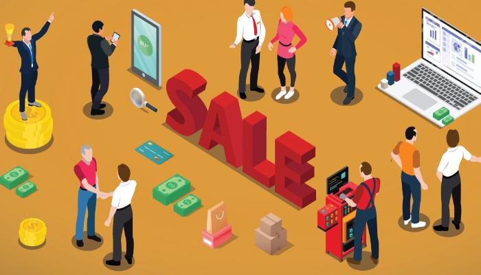 Kinh nghiệm xây dựng hệ thống bán hàng