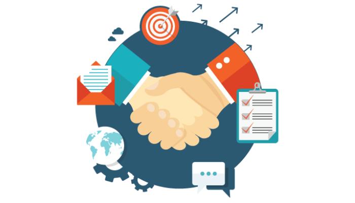 hợp tác với khách hàng