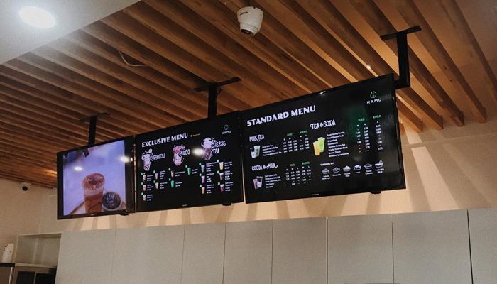 Học hỏi kinh nghiệm và thiết kế menu cho quán trà sữa